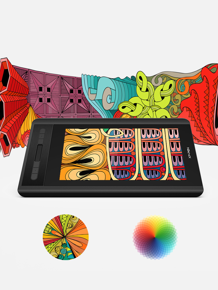 XP-Pen Artist 12 drawing tablet with screen