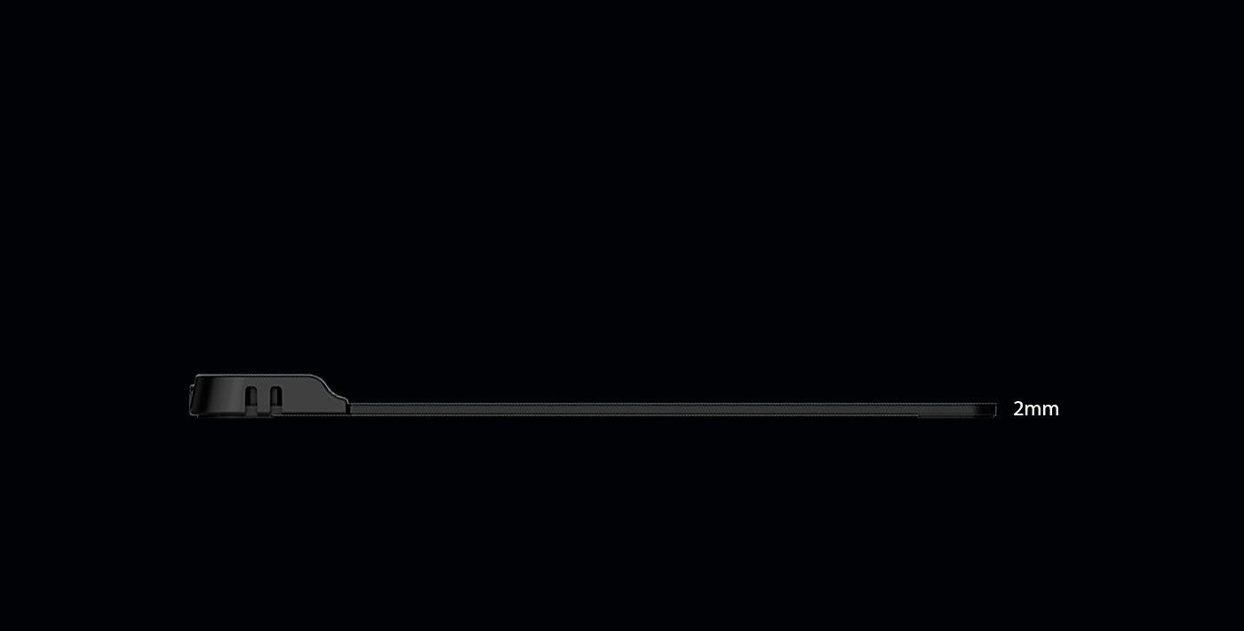 Tableta gráfica XP-Pen Star G640 de diseño ligero solo 2 mm de grosor