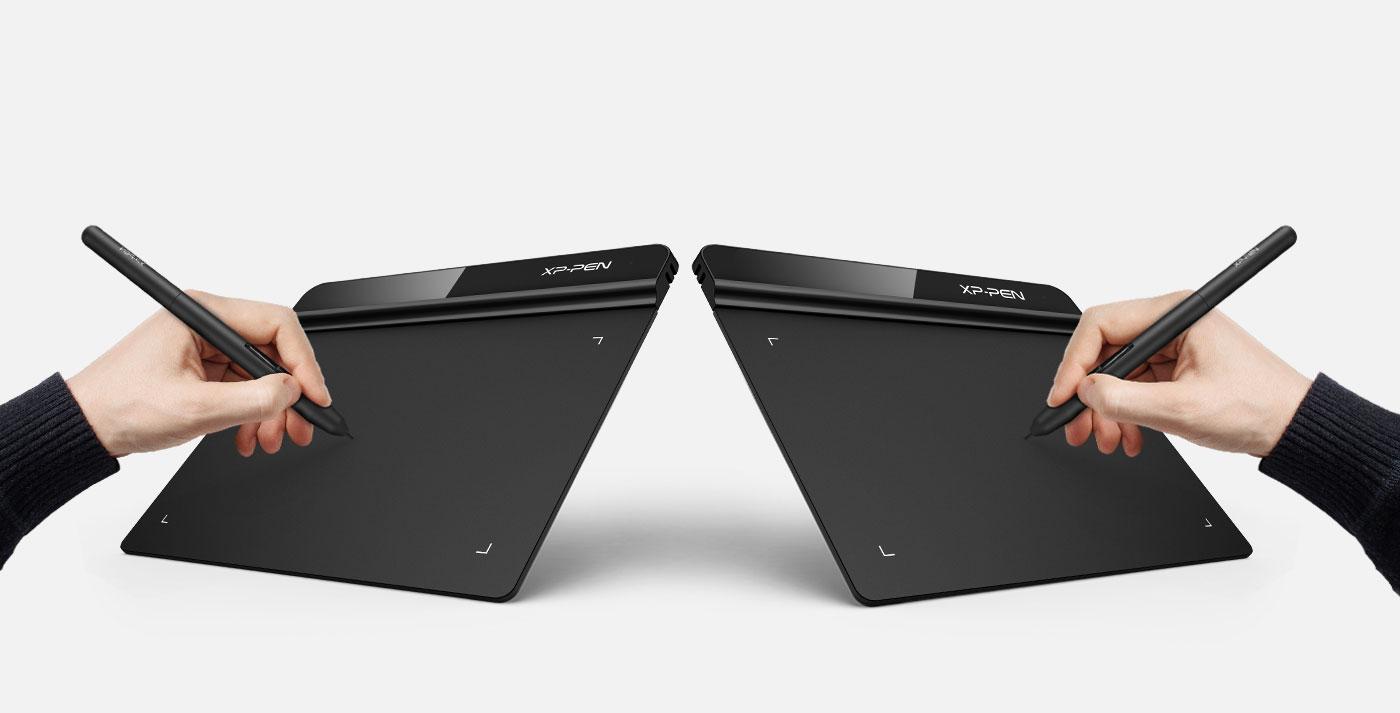 XP-Pen Star G640 Tableta gráfica Perfecto para usuarios diestros y zurdos