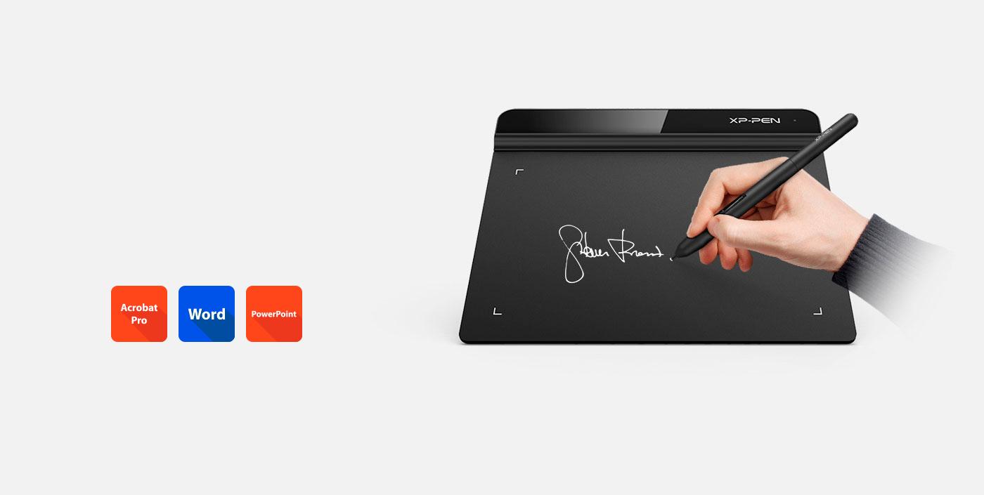 XP-Pen Star G640 Tableta gráfica para  firmas digitales